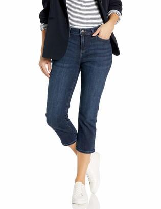 Lee Women's Legendary Regular Fit 5 Pocket Capri Jean