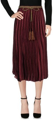 Hoss Intropia 3/4 length skirt