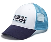 Vineyard Vines Hook Patch Trucker Hat