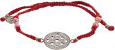 Jade Jagger Diamond, ruby & silver bracelet