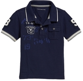 Tommy Hilfiger Chest Pocket Crested Polo