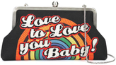 Sarah's Bag Love to Love You Baby Clutch