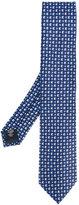 Ermenegildo Zegna geometric print tie