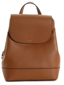 Lauren Ralph Lauren Calderwood Leather Mini Backpack
