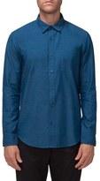 Tavik Men's 'Allin' Regular Fit Woven Shirt