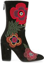 Laurence Dacade 'Insole Tericamos' boots - women - Leather/Suede - 36.5