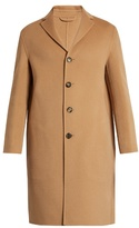 Acne Studios Charlie wool and cashmere-blend overcoat