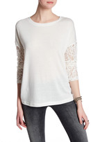 Jack Long Lace Sleeve Shirt