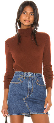 525 America Cashmere Turtleneck Sweater