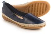 The Flexx Rapid Espadrille Flats - Leather (For Women)