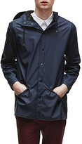 Rains Short Hooded Jacket
