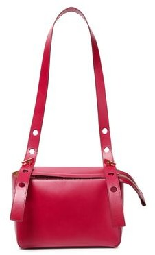 Sophie Hulme The Bolt Leather Shoulder Bag