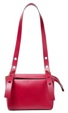 Sophie Hulme The Bolt Leather Shoulder Bag
