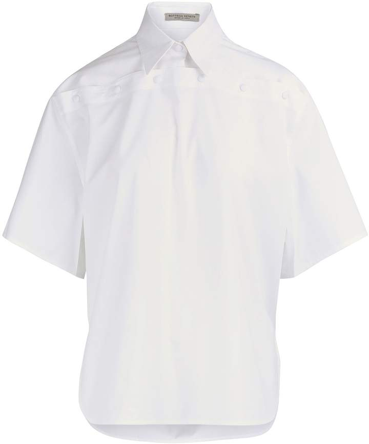 Bottega Veneta Short-sleeved shirt