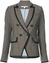 Veronica Beard tweed fitted blazer