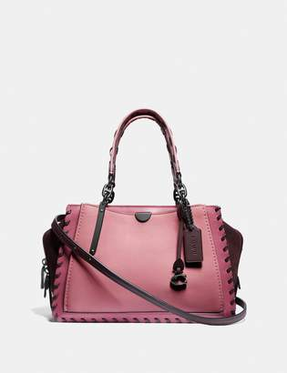 Coach Dreamer In Colorblock With Whipstitch