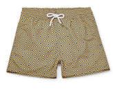 Frescobol Carioca - Angra Slim-Fit Short-Length Printed Swim Shorts