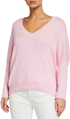 Zadig & Voltaire Brumy V-Neck Cotton Sweater