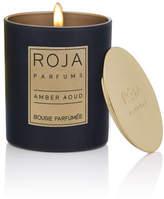 BKR Roja Parfums Amber Aoud Candle, 220 g