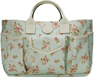 Gucci Children's floral print tote bag
