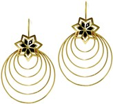 Mela Artisans Circles of Light Earrings