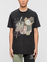 10.Deep Washinosenshi Split T-Shirt
