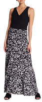 Rachel Pally Long Printed Skirt
