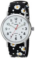 Timex Weekender Nylon Slip-Thru Strap Watches