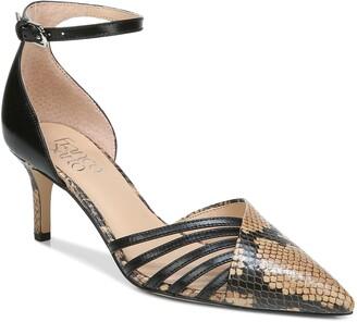 Franco Sarto Talana Pointed Toe Ankle Strap Pump