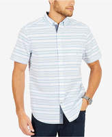 Nautica Men's Riviera Striped Classic Fit Shirt