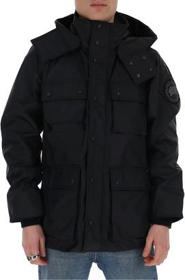 Junya Watanabe X Canada Goose Hooded Jacket
