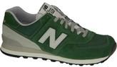 New Balance ML574VFO Green