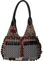 American West Tulum Scoop Top Tote Tote Handbags