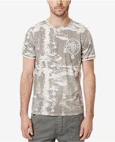 Buffalo David Bitton Men's Tirick Graphic-Print Logo T-Shirt