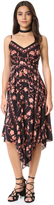 Plenty by Tracy Reese Scarf Slip Dress