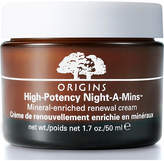 Origins High Potency Night–A–MinsTM mineral–enriched renewal cream