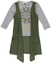 "Dreamgirl Dream Girl Big Girls' ""Always Dreaming"" Top - , 10-12"