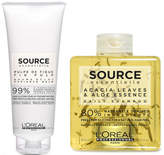 Loréal Professionnel L'Oreal Professionnel Source Essentielle Daily Shampoo and Hair Balm Duo