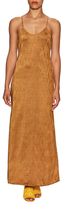 Free People She Moves Side Split Maxi Dress