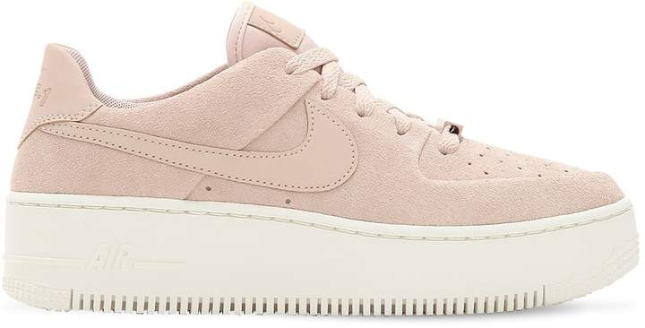 Nike Air Force 1 Sage Xx Platform Sneakers