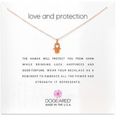 """Dogeared Love & Protection Necklace, 16"""""""