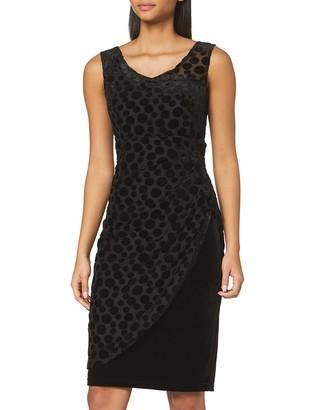 Joe Browns Women's Vivacious Vixen Dress Party Black (Black (Size:10)