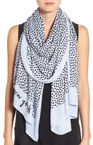 Kate Spade Women's Spotted Oblong Scarf