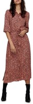 Thumbnail for your product : Only Annemone 3/4 Midi Dress