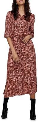 Only Annemone 3/4 Midi Dress