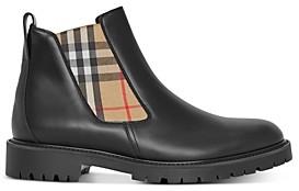 Burberry Allostock Chelsea Boots