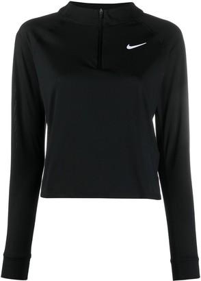 Nike Half-Zip Logo Fleece