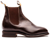 R.M. Williams - Craftsman Boot - Chestnut Leather - 12 uk