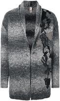 Antonio Marras floral patch cardigan