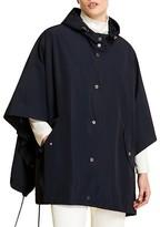 Thumbnail for your product : Marina Rinaldi, Plus Size Sport Tabarro Hooded Rain Cape